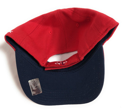 NHL Washington Capitals Youth Headwear Hat, Cap Red (Reebok)