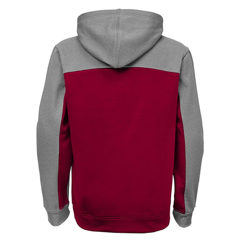 NCAA Mississippi State Bulldogs Youth Boys 8-20 Arch Pullover Hoodie