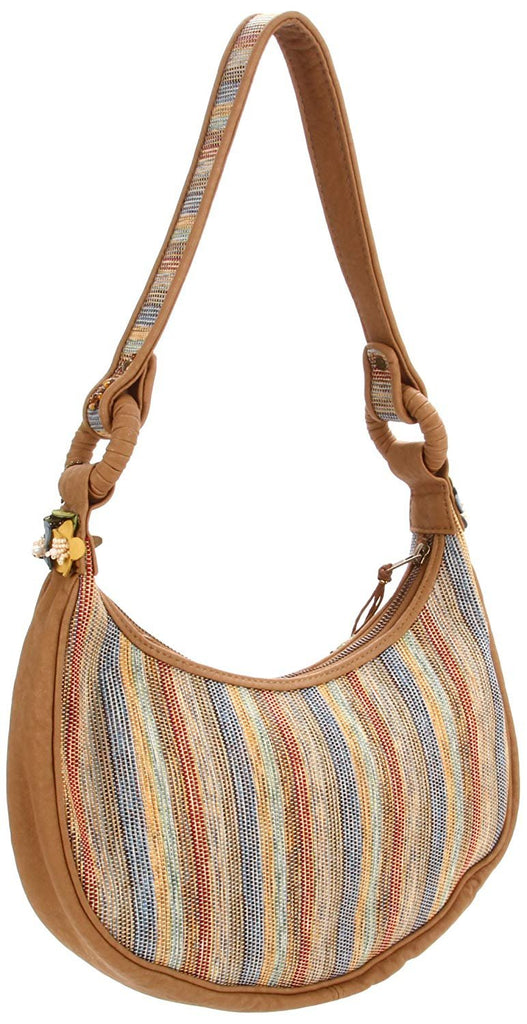 Mary Frances 3006 Wildflower Beaded Purse