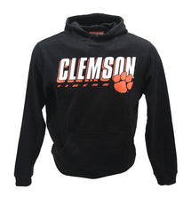 Men's NCAA College Hoodie Clemson Tigers,  Black XL