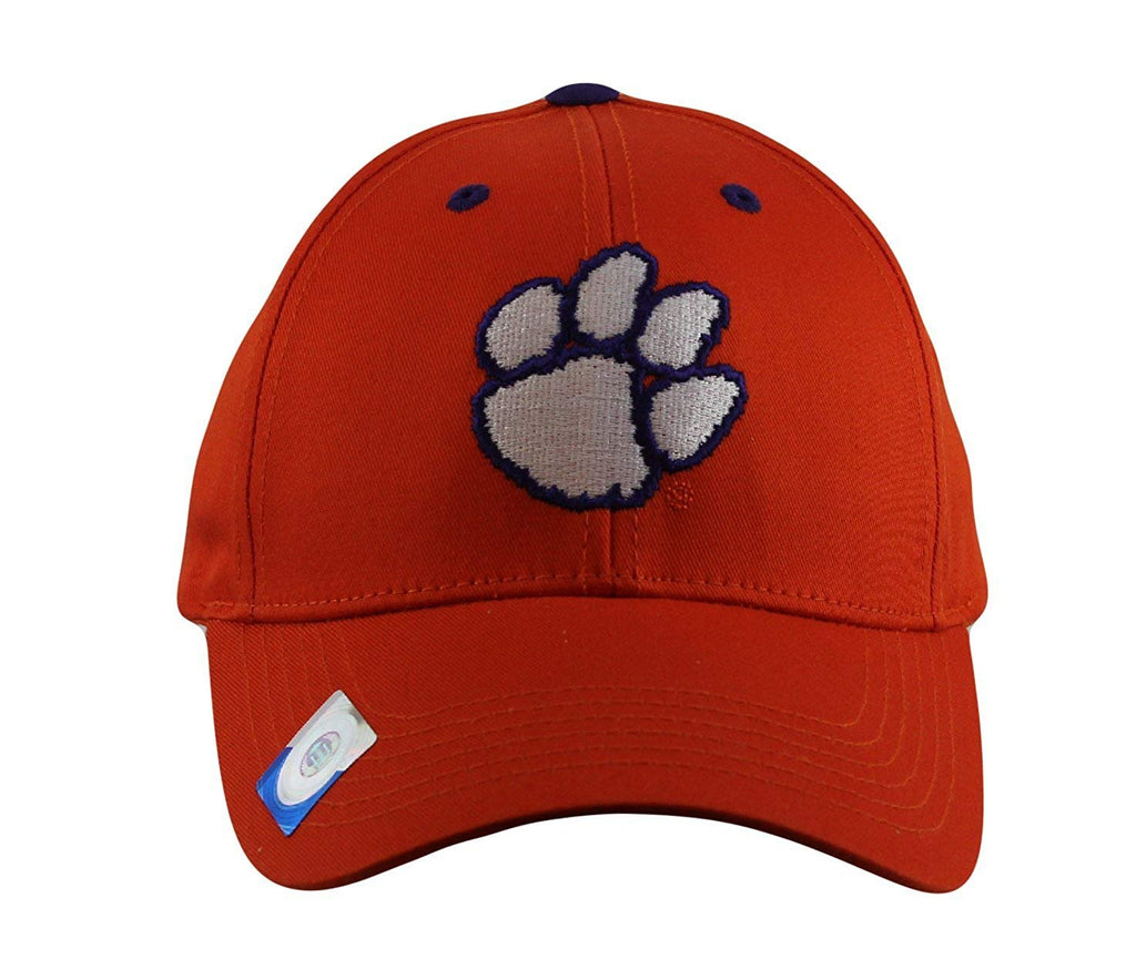 Clemson University Tigers Embroidered Cap by National Cap