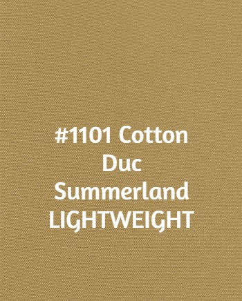#1101 Cotton Duck