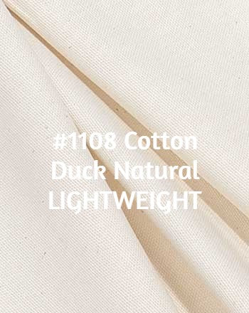#1108 Cotton Duck