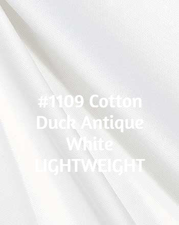 #075 Soft Cotton Roman, Unlined (tucks)