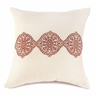 #C36 Pillow, Spice  18 x 18