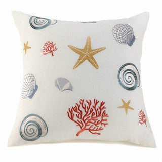 #C38 Pillow, Seasick  20 x 20