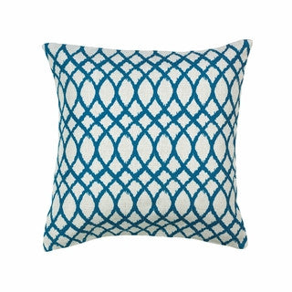 #C51 Pillow, Teal Tide 17 x 17