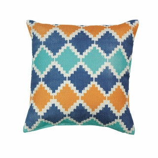 #C51 Pillow, Southwestern  17 x 17
