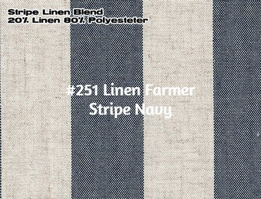 184 00 Roman Shade Wide Stripe P129 By Harrington