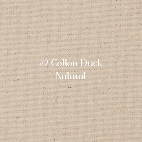 #2 Cotton Duck