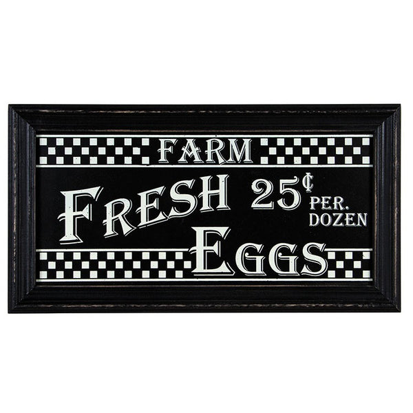 #72985 Fresh Eggs Sign