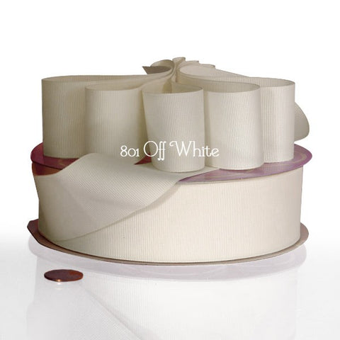 #801 Grosgrain Ribbon