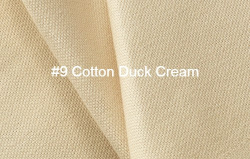 #084 (#5 BEST SELLER) Unlined Duck Roman with Ribbon on 3 Sides  (tucks)
