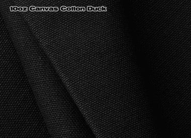 #803 Cotton Duck  BLACK10 oz.
