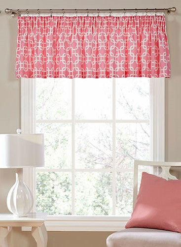 #245 Pencil Pleat Valance