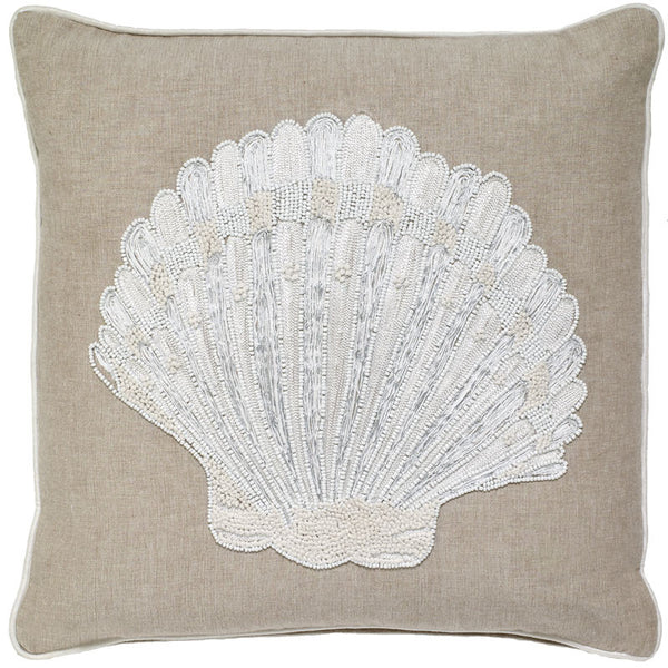 #C1008 Seashell PILLOW 20 x 20