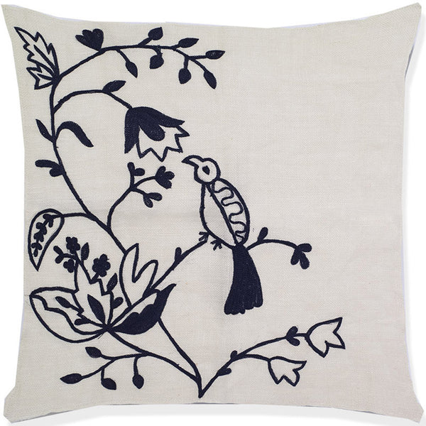 #C1024 Bird of Paradise PILLOW 20 x 20