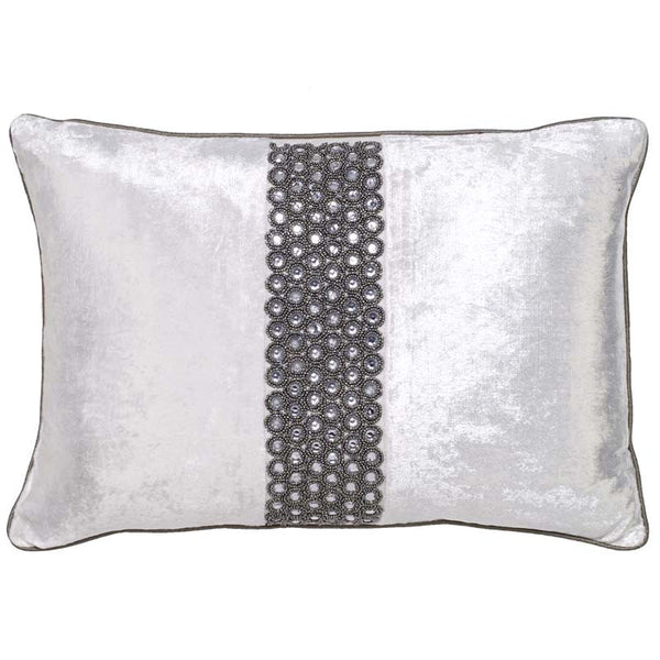 #C1072 Velvet Crystal PILLOW 14 x 20