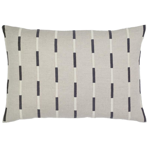 #C1075  Linen Pintuck PILLOW 14 x 20