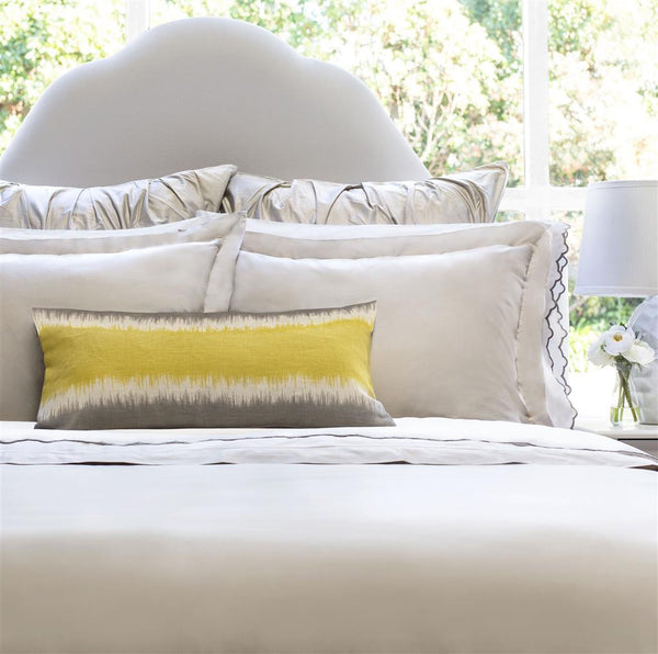 #3456 Peninsula Dove Grey Sham