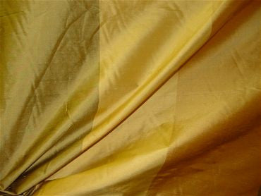 100% Silk Stripe BRASS #1508