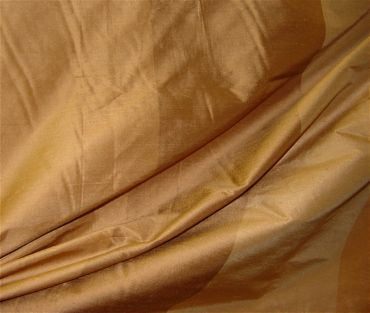 100% Silk Stripe BRONZE #1509