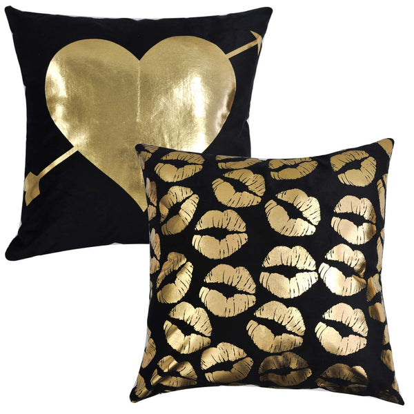 TP88 Kisses Throw Pillows Group