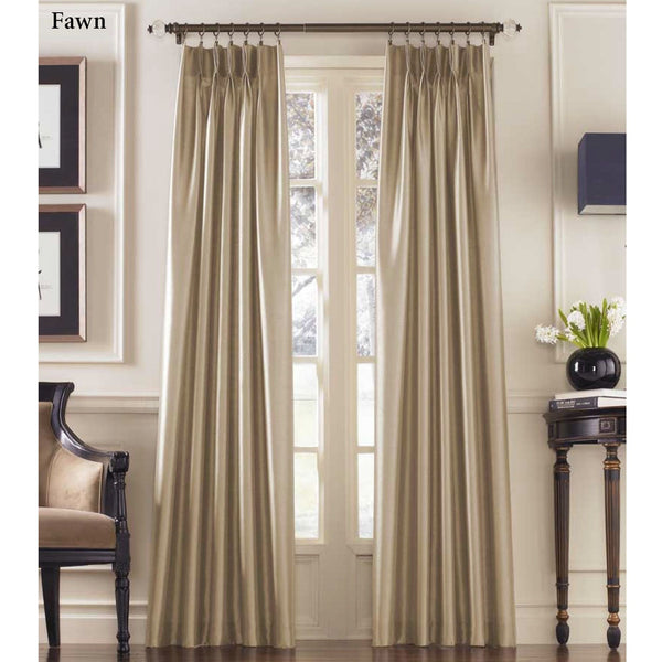 Pinch Pleat Panels (YOU DESIGN THESE)  #6025 PAY 1/2 DOWN