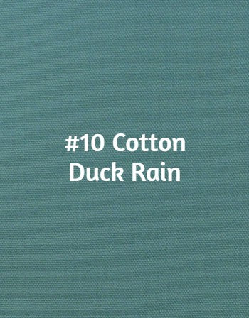 # 10 Cotton Duck