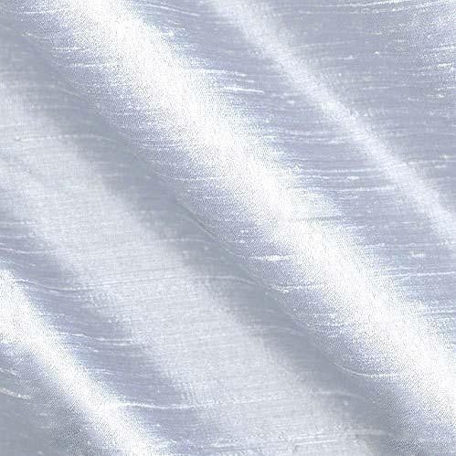 #11P3 Ice Blue SILK Curtain (Use Discount Code)