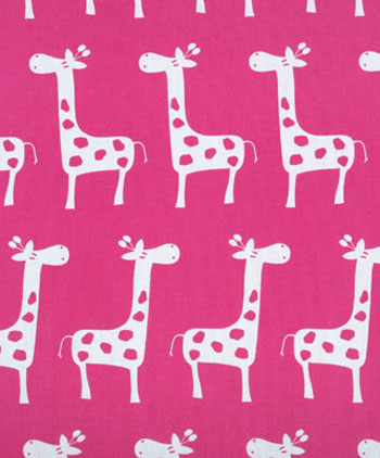 #168 Nursery Giraffe Roman   (slats) YOU PAY  1/2  DOWN