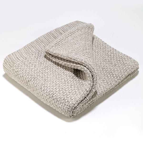TH43 Pearl Stitch THROW 25% Off Retail