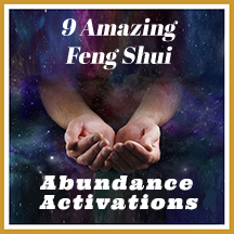 9 Amazing Feng Shui Abundance Alignments - Sandra Jeffs
