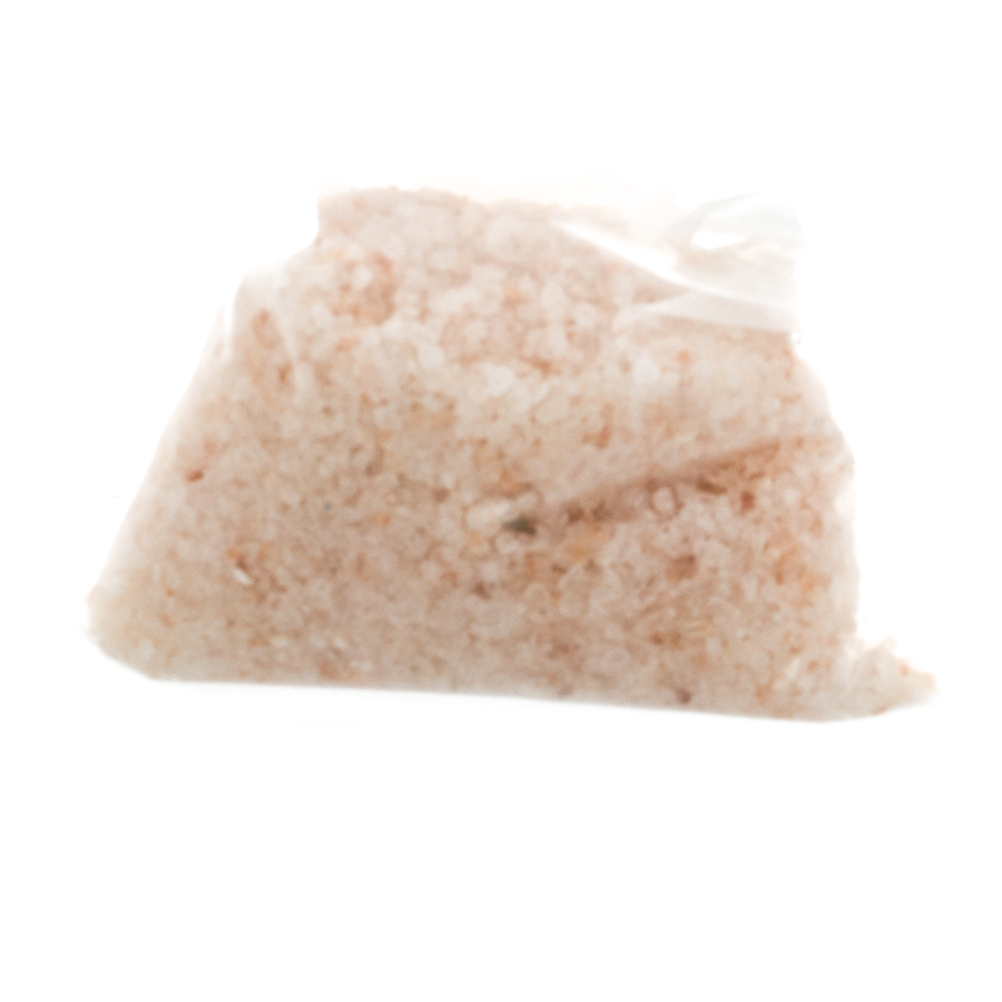 Pink Himilayan Bath Salt  - Good Feng Shui - Sandra Jeffs