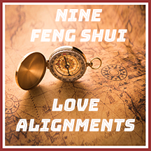 9 Feng Shui Relationship/Love Alignments - Sandra Jeffs