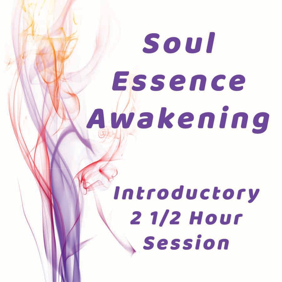 Soul Essence Awakening Introductory 2 1/2 Hour Session - Sandra Jeffs