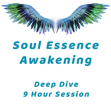 Soul Essence Awakening - Deep Dive 9 Hour Session - Sandra Jeffs