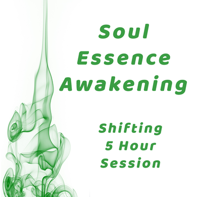 Soul Essence Awakening Shifting 5 Hour Session - Sandra Jeffs