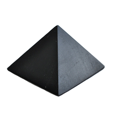 Shungite small Pryamids to neutralize EMF