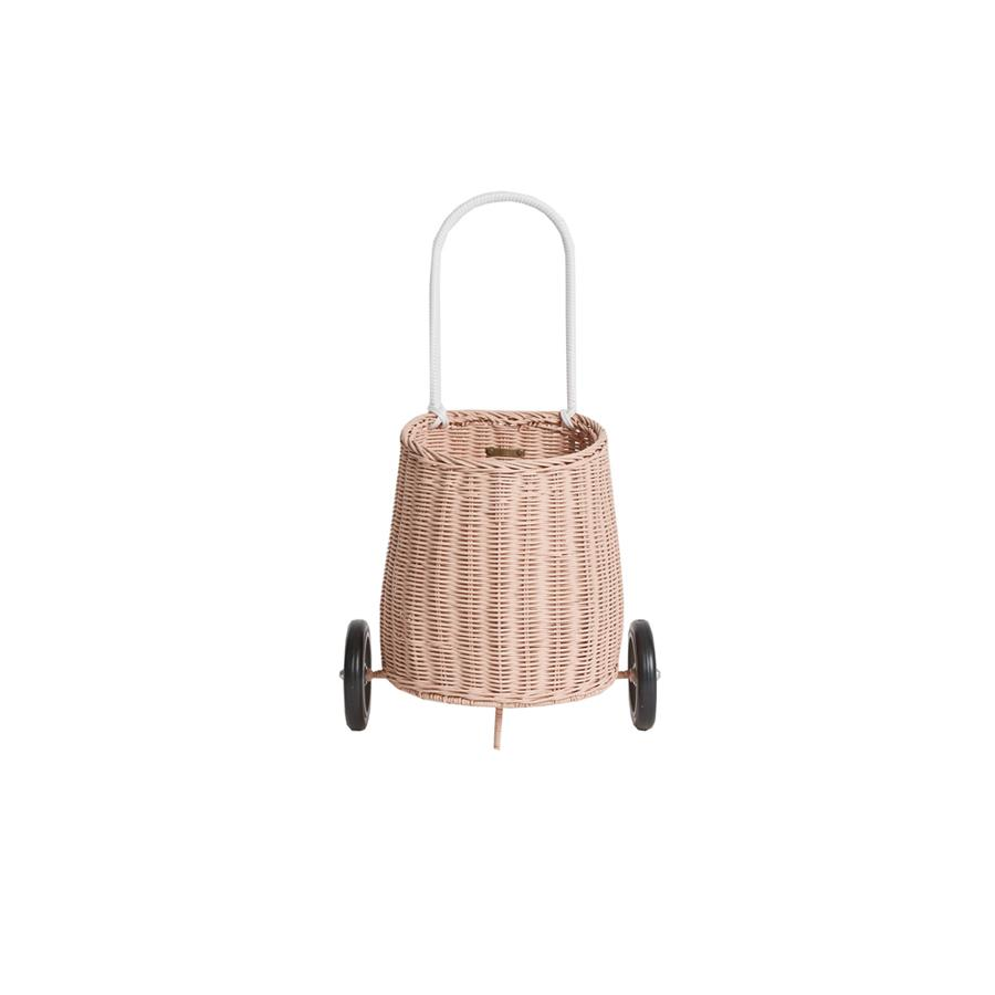 "Trolley ""Luggy Basket Rose"""