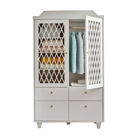 "Kleiderschrank ""Harlequin Light Sand"""