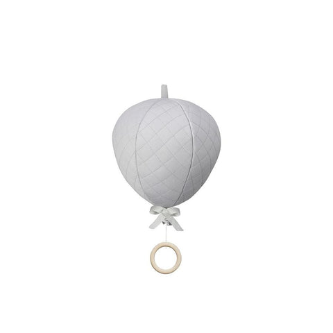 "Baby Mobile ""Balloon Grey"" mit Musik"