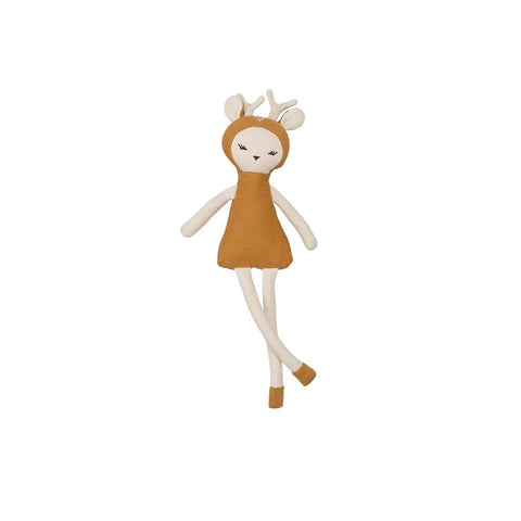 "Rasselpuppe ""Dream Friend Fawn"""