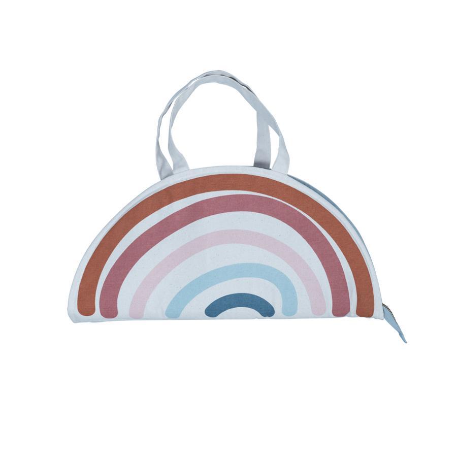 "Spieldecke ""Play Purse Rainbow Multi"""
