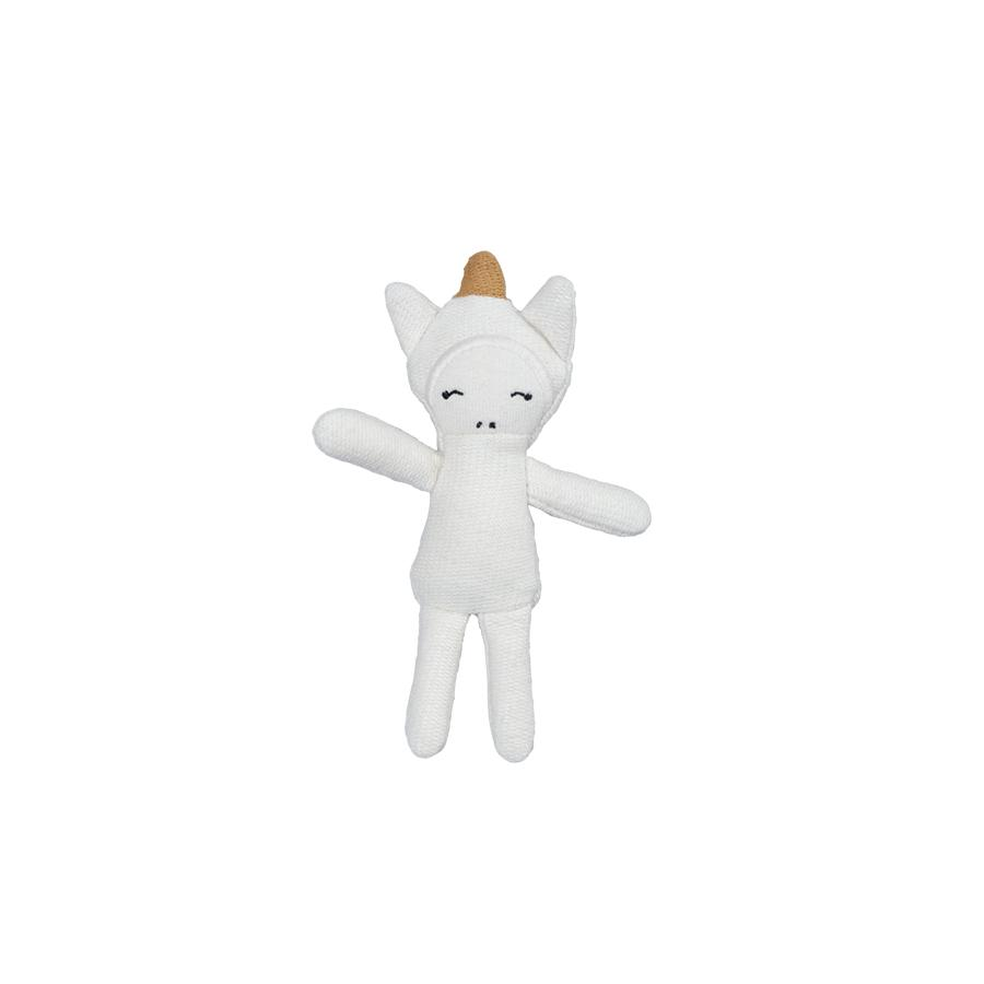 "Taschenfreund ""Pocket Friend Unicorn Natural"""