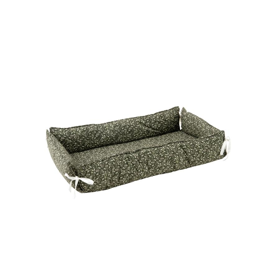 "Babynest ""Baby Pod Floral Moss"""