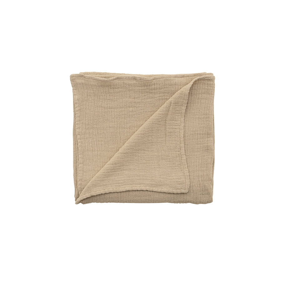 "Mulltuch ""Swaddle Olive Muslin"""
