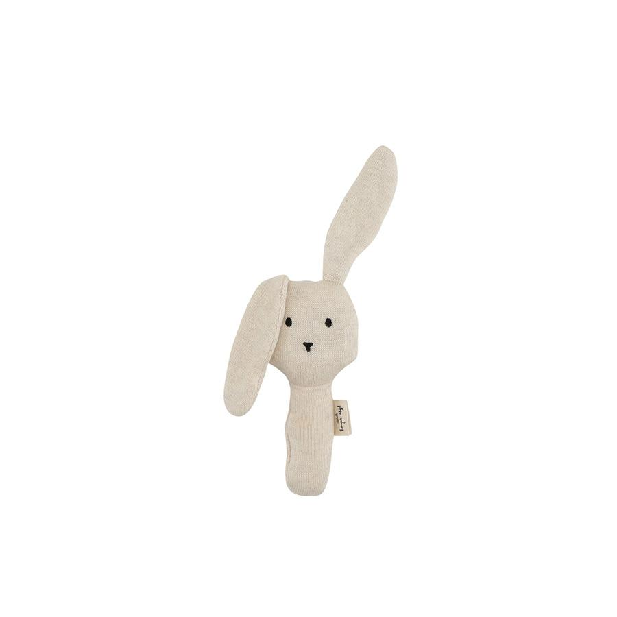 "Babyrassel ""Rabbit Off White Melange"""
