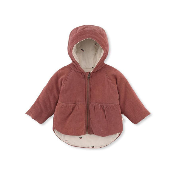 "Jacke ""Thea Cedar Wood / Cherry"""