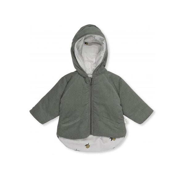 "Jacke ""Theo Ivy Green / Lemon"""